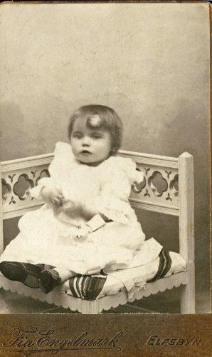 Cecilia* Augusta Lundberg f.1904-04-15 Stockfors