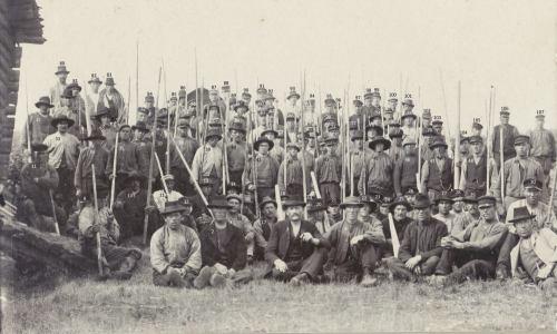 107 Flottare Storforsen.