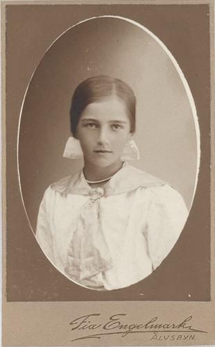 Astrid Margareta Öberg f.1905-03-16