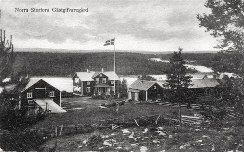 Storforsens Gästgifaregård.