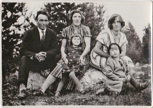 Okänd familj