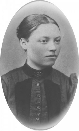 Justina Sundkvist f.1872 d.1955
