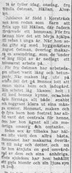 Östman Wendla Hällan 25 Sept 1957 NSD