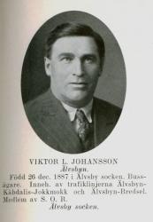 Viktor L Johansson Älvsbyn