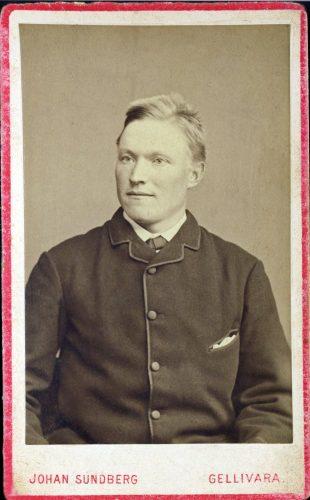 Jonas August* Seger