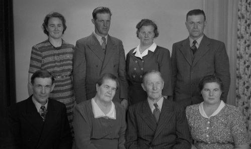 1948 Familjen Seger i Tvärån