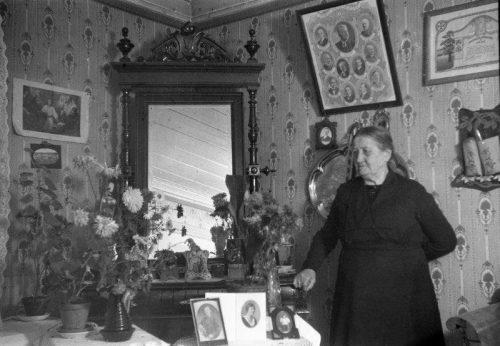 Maria* Lovisa Jonsdotter Seger f.1856-09-11 Tvärån