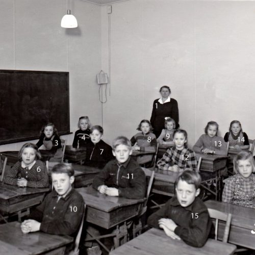 1948 klass 3 Tväråselet