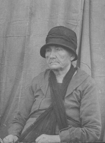 Anna Erika Eriksson f.1861-10-23 Övre Tväråsel,