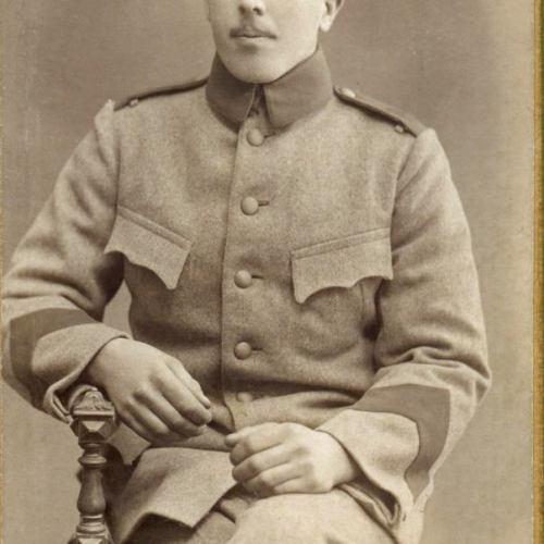 Övre Tväråsel Hugo Eriksson f.1897-01-14