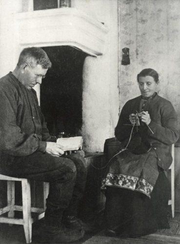 Erik Magnus och Sara Karlsdotter