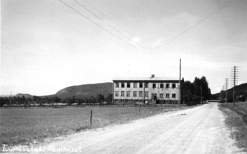 Tväråselet Skolhuset