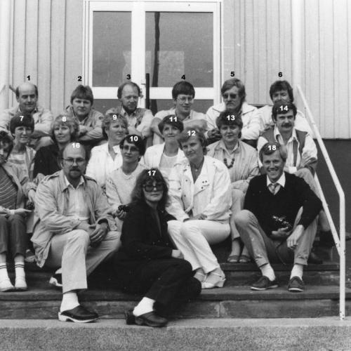 Klassträff 1984