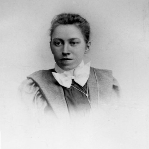 Amelie Paulina Sundqvist f.1881-11-08 Rosdal Vidsel