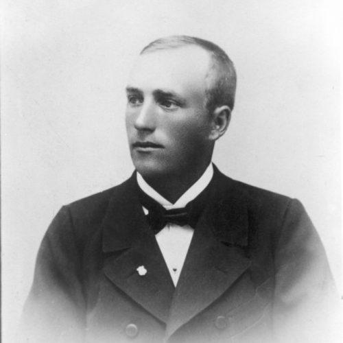 Bonden Arvid* Marelius Sundqvist f.1879-08-05 Vidsel