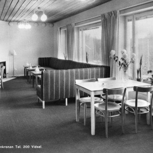 Värdshuset Renkronan i Vidsel.