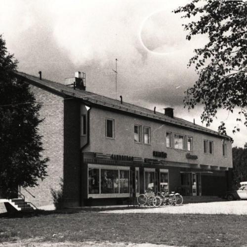 Värdshuset Renkronan i Vidsel