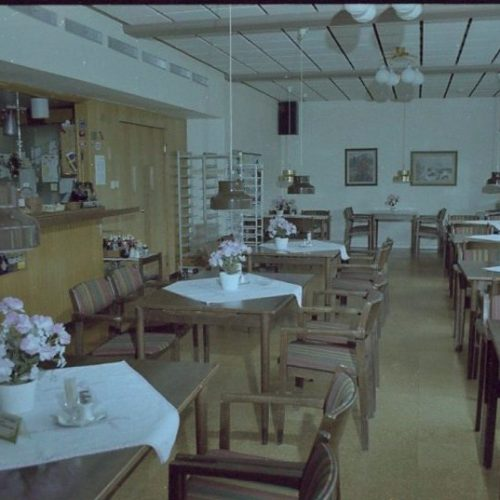Renkronans matsal 1989