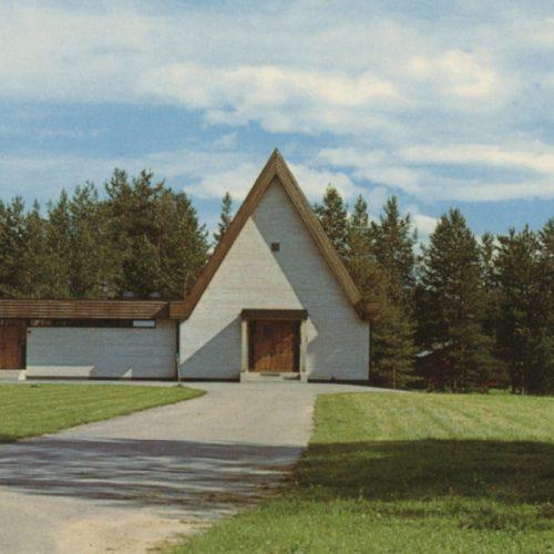 Vidsels kyrka.