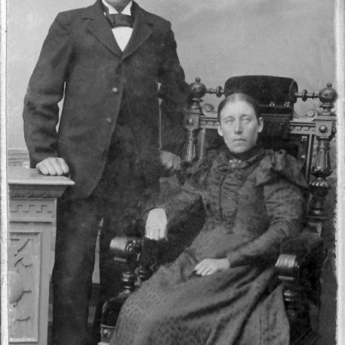 Bostrand Johan Eriksson och Emma Maria Boström
