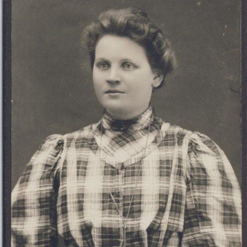 Vet du vem denna dam är?