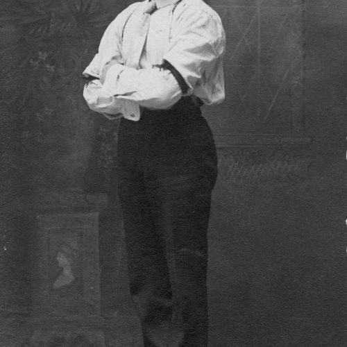 Johan (John) Ferdinand Rosander