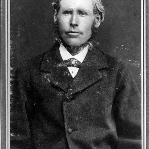 Johan* Johannes Persson Öberg