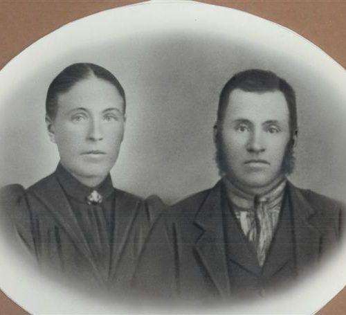 Anna Magdalena Johansdotter o Olof Öberg
