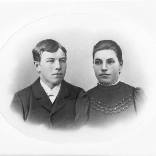 Petter Johansson o Hilma Sandström
