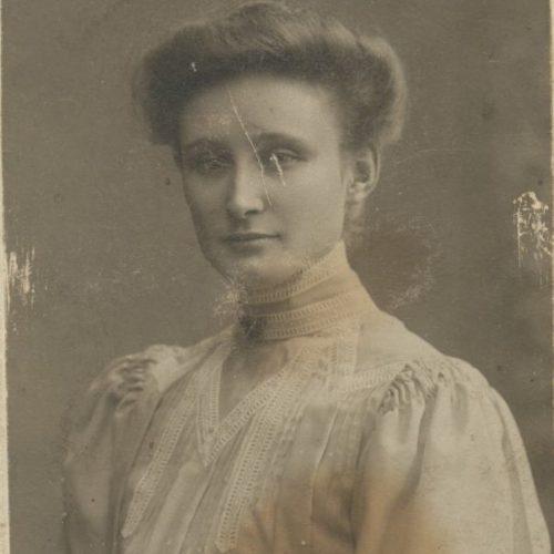 Agda Elvira Alexandrina von Garreltz