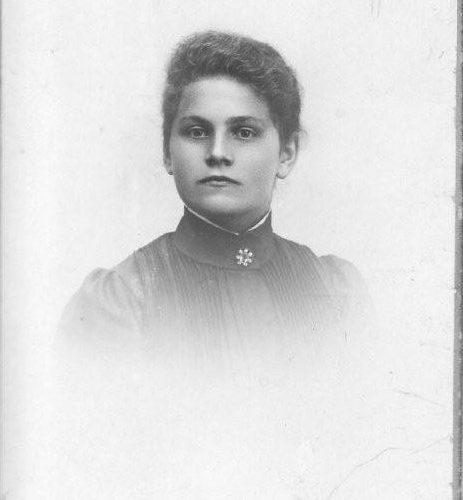 Alma Alvina Lundgren