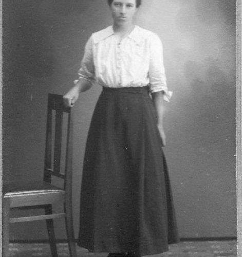 Anna* Vilhelmina Boqvist
