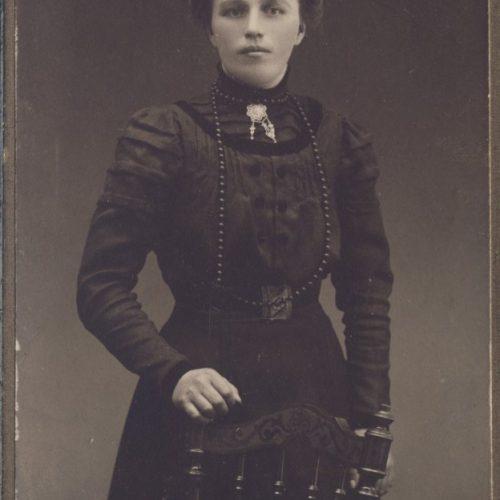 Hilda Sandberg f.1888-01-24 Älvsbyn