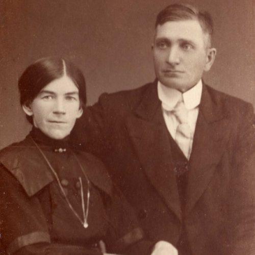 Edla och Johan Petter Johansson