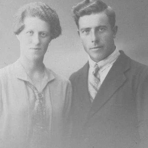 Ragnhild och Algot Forsman