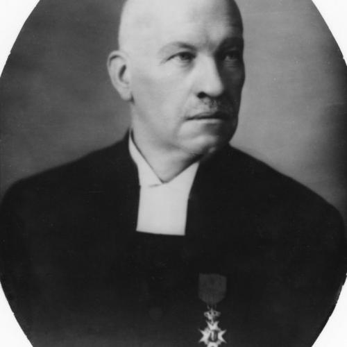 Kyrkoherde Karl* Petrus Teodor Gustavsson