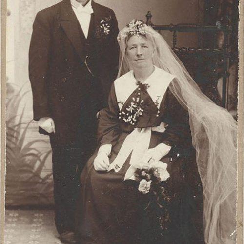Per Landström och Josefin Johansson
