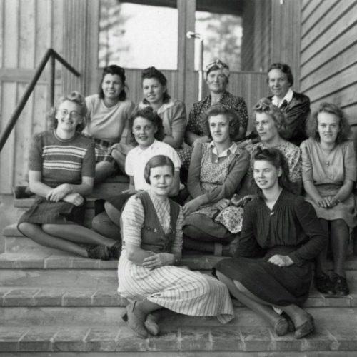 1945 sykurs i Vistbäcken