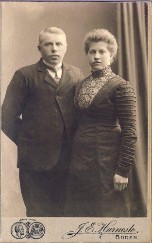 Albert och Tilda Bergman