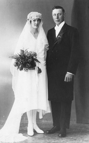 Anna och John Lindström