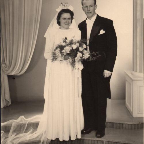 Barbro och Harald Lundberg