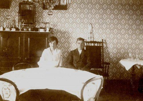 Furunäset, Vistträsk från omkring 1918