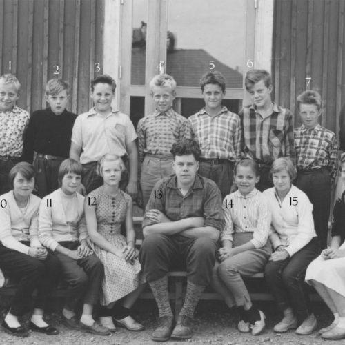 1955 klass 4 Vistträsk