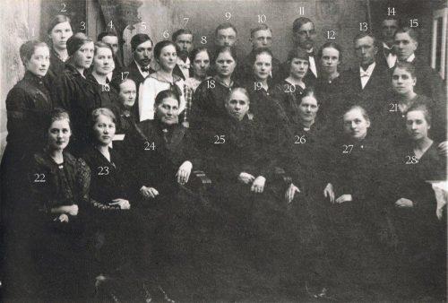 Vistträsk 1918