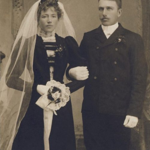 Amanda Hedman och Petter Bergman